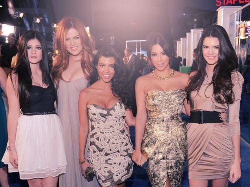Kardashian Girls