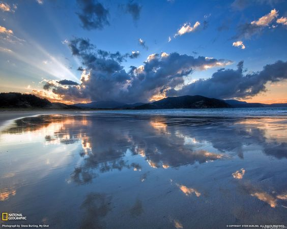 Waikawau Bay, New Zealand  ph. by Steve Burling, My Shot
