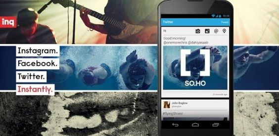 SO.HO, es un Launcher quepermite tener los Feeds de actividad de Facebook, Twitter e Instagram en el escritorio de tu Smartphone. Con este Launcher, siempre tendrás un foto de tus contactos en la redes sociales de fondo de pantalla. Asimismo,esta aplicación...