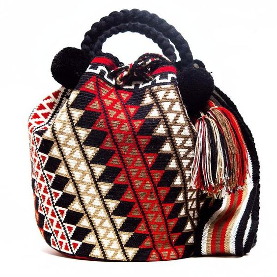 Limited ED. Hermosa Wayuu Bag: