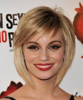Astounding Bobs Bob Hairs And Fringes On Pinterest Hairstyles For Women Draintrainus