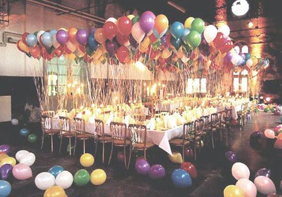 Want some party for those balloons?