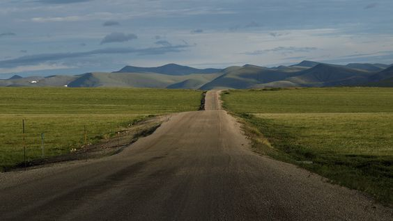 Yukon - the Dempster highway - (personal top 10 favourite road trips ever)