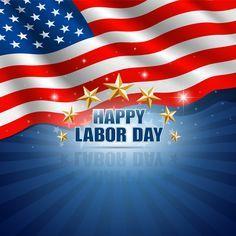 Happy Labor Day usa flag holiday labor day happy labor day labor day quotes