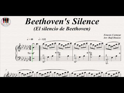 Beethoven S Silence El Silencio De Beethoven Ernesto Cortazar