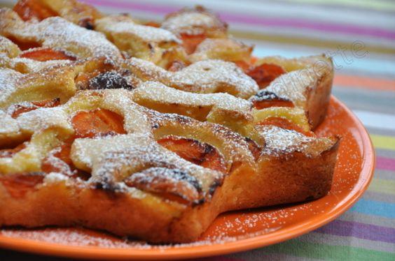Cet été, ma maman m'a vanté une base de gâteau aux fruits, qu'elle a testé d'abord avec des framboises puis avec des abricots. Elle avait piqué la recette chez Marcia. Et en fait, alors que j'étais en train de le faire ce été, lors d'un séjour chez elle,...