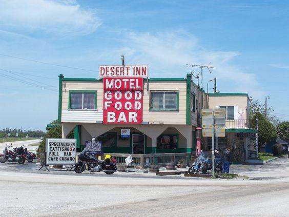 Desert Inn in Osceola County, Florida.