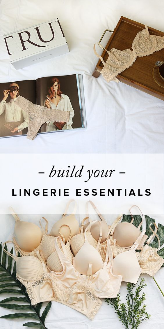 You'll never shop for bras the same way again. We are rethinking how women buy lingerie. Say goodbye to fitting rooms and measuring tape — our fit quiz will help you find the right fit for your unique shape in minutes. Get started today by taking the quiz.