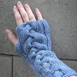 Bamboo Ghost Gloves