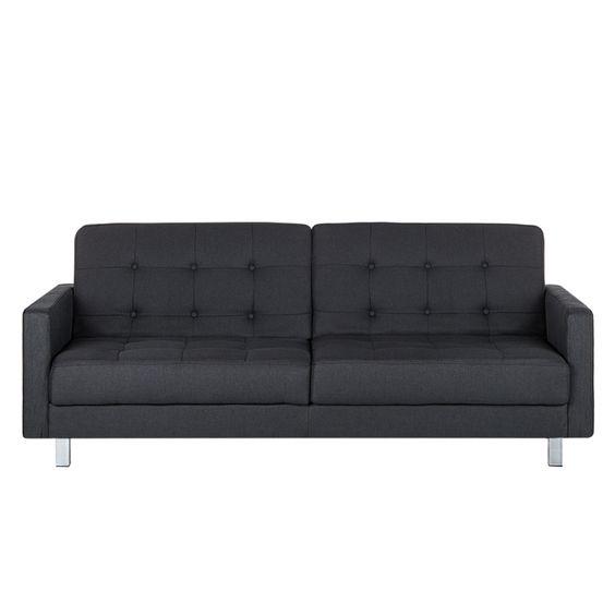 Sofa Jeanny - Woven Grey