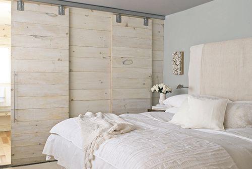 blanco y madera para un estilo nórdico muy slow
