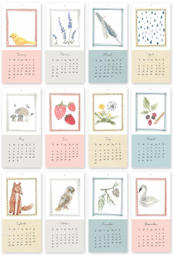 free printable calendar | Printables | Pinterest | Beautiful ...