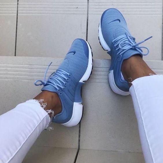 Nike Air Presto Woman Running Sneakers Sport Shoes from IDS