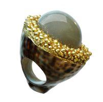 mesi jilly shell ring
