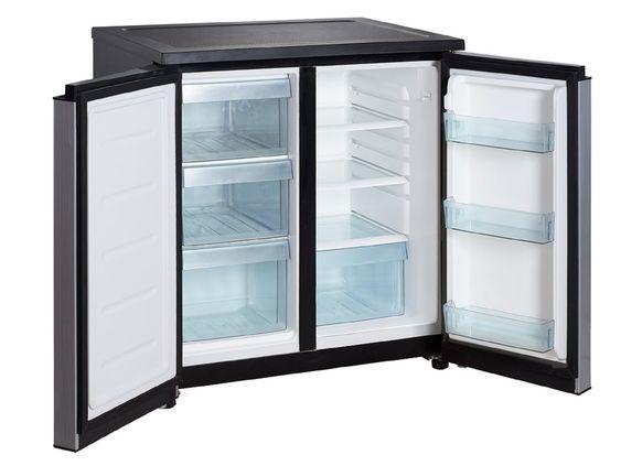 5 5 Cu Ft Freestanding Mini Fridge With Freezer Mini Fridge With Freezer Mini Fridge In Bedroom Mini Fridge