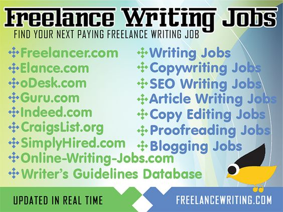 Freelance Writing Jobs http://www.freelancewriting.com/freelance-writing-jobs.php