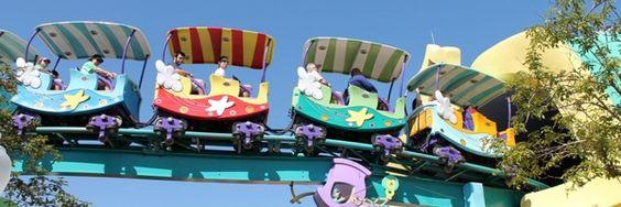 Seuss Landing: La tierra imaginaria y creativa del Dr. Seuss - Secretos De La Florida - Información en Español sobre Disney World, Universal...
