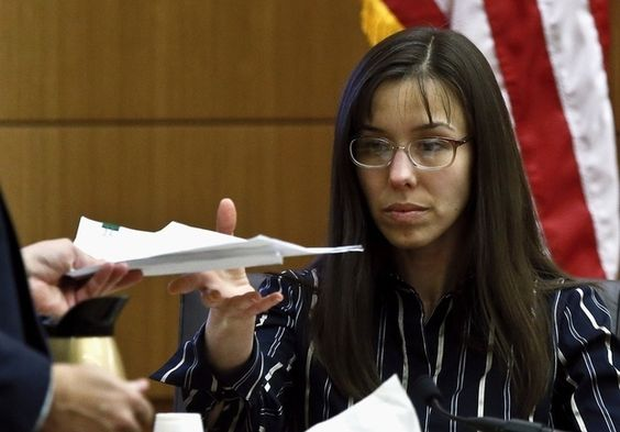 """""""Were you mad at Travis while you were stabbing him?"""" 