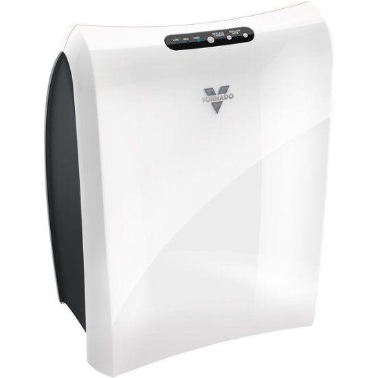 Best Buy Vornado Console 215 Sq Ft Air Purifier White Ac1 0038 43 Room Air Purifier Hepa Air Purifier Air Purifier