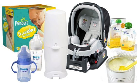 Toss, Keep, or Donate? What to Do With All That Stuff Your Baby Outgrows