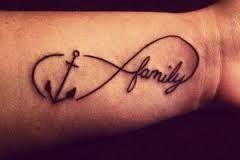 Resultado de imagen de linea de la vida family tattoo