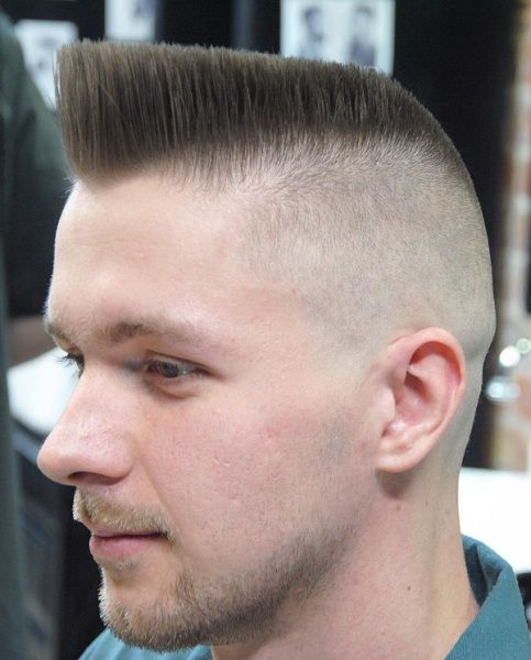 120 Trending Flat Top Haircuts For Men Prochronism