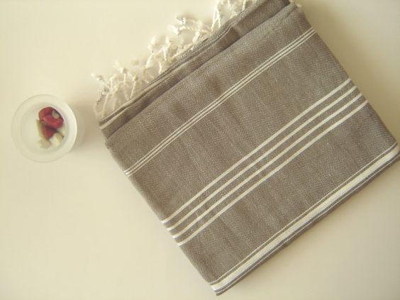 Handwoven Turkish Bath Towel Turkish Peshtemal by TheAnatolian, $21.00