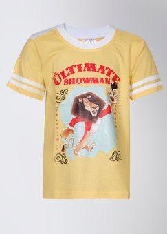 cool madagascar t-shirt (alex)