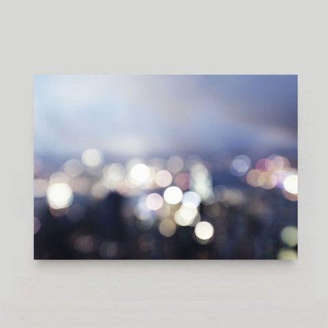City Lights Canvas