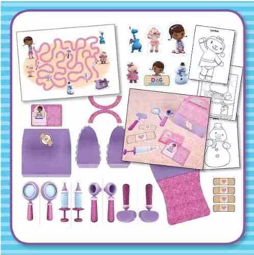 kit doctora juguetes.