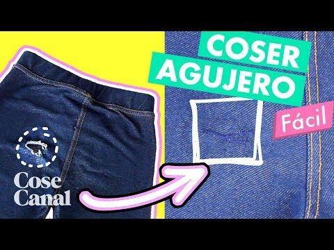 Coser Agujero Zurcido Youtube Remendar Un Pantalon Vaquero Jean Arreglar Ropa Costura Faci Como Coser Un Pantalon Como Coser Como Arreglar Un Pantalon