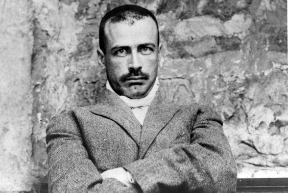 Portrait d'Émile Nelligan en 1920, interné à l'asile Saint-Benoît-Joseph-Labre.