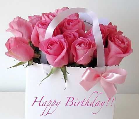 Happy Birthday Flowers Sayings Happ Jpg Happy Birthday Flower Birthday Wishes Flowers Happy Birthday Bouquet