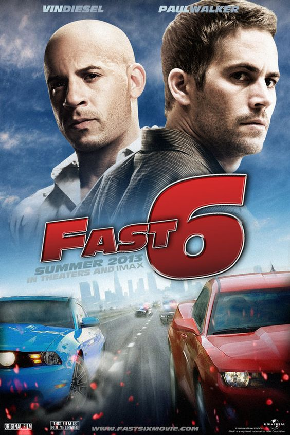 The Fast And The Furious 6: Fast & Furious 6