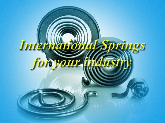 Are you looking for heavy industrial spring company in India? Then, International Industrial Springs leads in this field and is the most preferred one because of the superior quality of heavy industrial springs they make. They invest strenuous efforts so that they are capable of expanding their base across the country and other nations. You can buy their products in bulk or in small quantities.  for more http://goo.gl/gYCDYd
