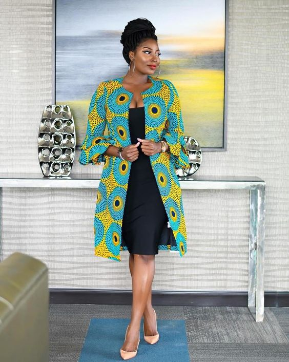 Beautiful Modern African Print Designs