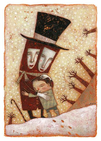 Israeli children's illustrator Ofra Amit: