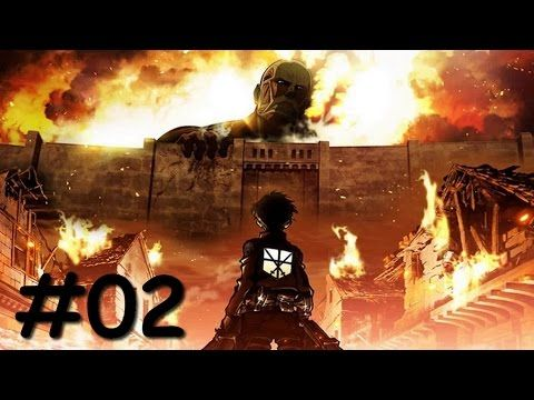 Attack on Titan Wings of Freedom - Parte #02