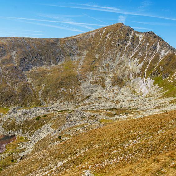 Seckauer Zinken und Goldlacke, Steiermark (Österreich) 2397m