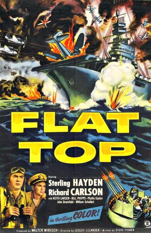 Flat Top 1952 Imdb Movie Posters Top Movies War Film
