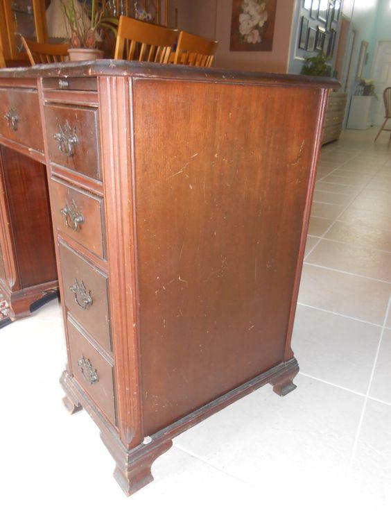 Antique Desk 1920's era...4/13/2014