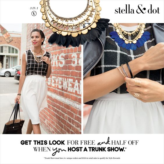 This is gorgeous!  Who wants it?  www.stelladot.com/erikatorres