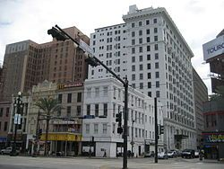 Fairmont/ Roosavelt, New Orleans