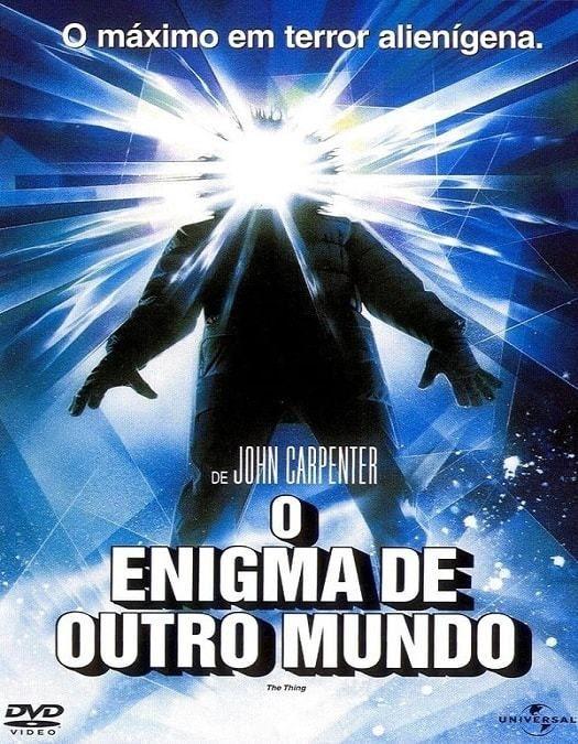 O Enigma De Outro Mundo Dublado Em 2020 Filmes Anos 80 O Enigma