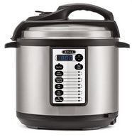 Buy this BELLA 6 Quart Pressure Cooker with 10 pre-set functions and Searing Technology with deep discounted price online today.