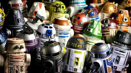 """""""these are not the droids you're looking for"""""""