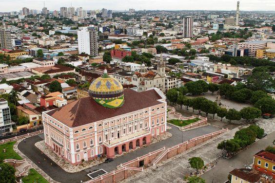 Como ir do Aeroporto de Manaus ao centro da cidade