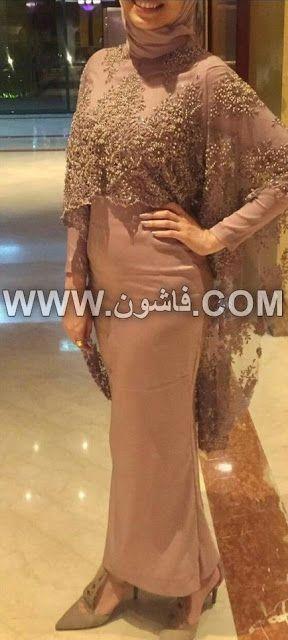 أحدث فساتين سواريه بكاب لعام 2019 للمحجبات Muslim Fashion Dress Soiree Dress Abayas Fashion