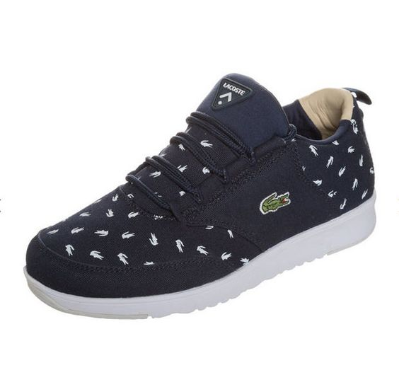 Basket Lacoste Bordeaux