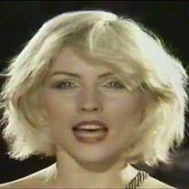 Debbie Harry Hair